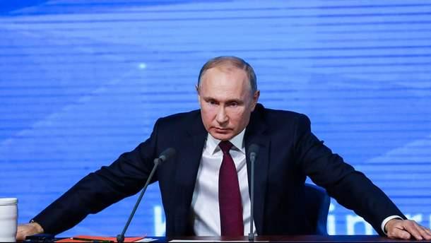 Что задумал Путин в Черном море?
