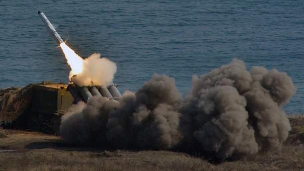 """Российская ракетная система """"Бал"""""""
