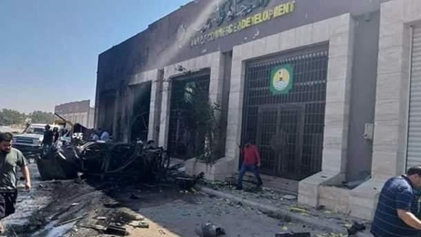 Теракт в Бенгази