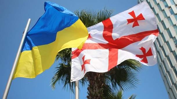 Украинские военные приняли участие в учениях НАТО Agile Spirit 2019 в Грузии