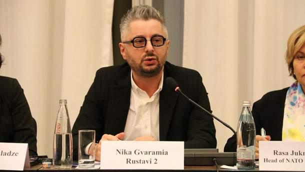 Нікі Гварамія
