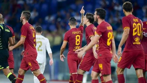 Рома – Реал відео голів