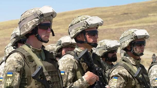 Українські морпіхи взяли участь у масштабних навчаннях у Грузії