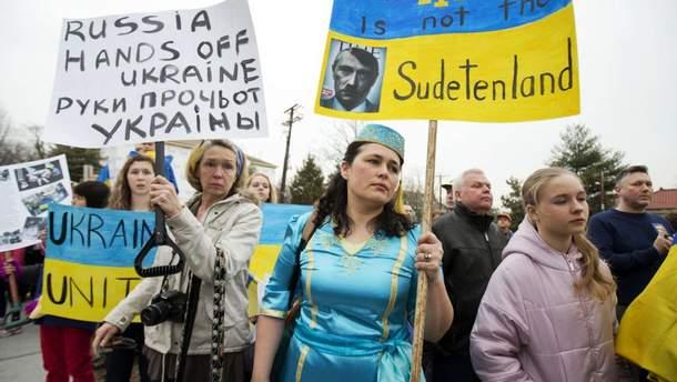 В інтересах США посилити Україну