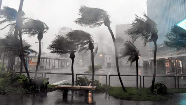 Тайфун в Японії – до Японії наближається тайфун 12 серпня 2019