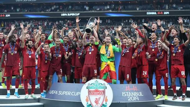 Ліверпуль – Челсі: огляд матчу 14 серпня 2019 – Суперкубок УЄФА