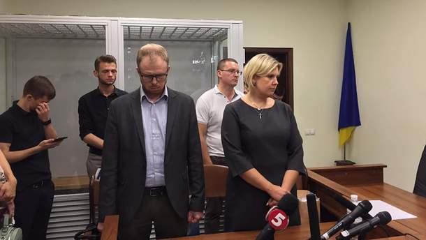 Ревенко отпустили под залог в 1,92 миллиона гривен