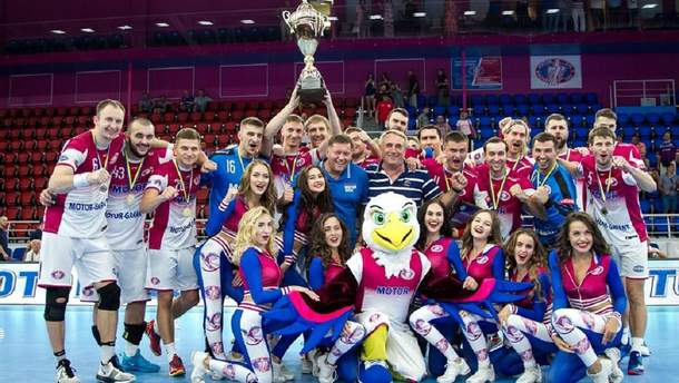Кубок Дніпра-2019 розклад