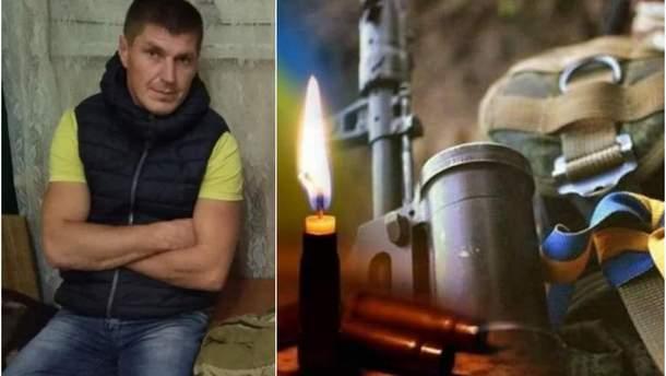 У лікарні Дніпра помер український військовий