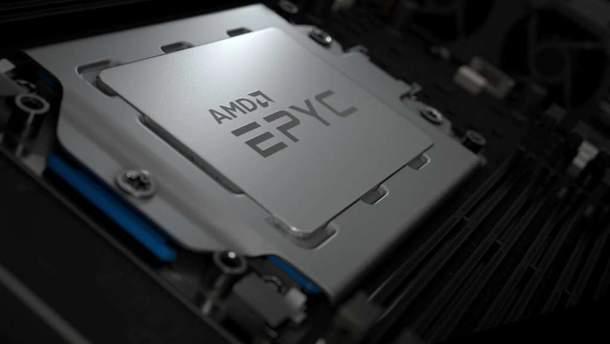 Процесори AMD EPYC встановили неймовірний рекорд продуктивності