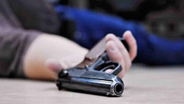 Полицейский застрелился в аэропорту в Днепре