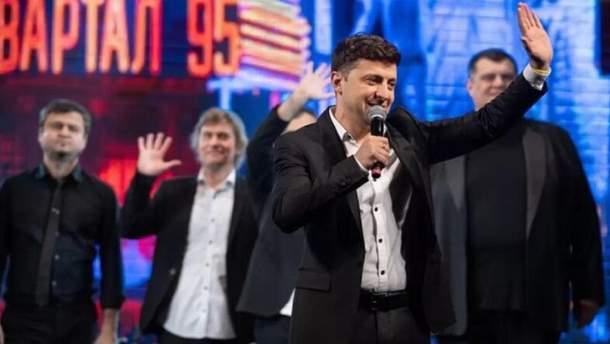 Володимир Зеленський передав свої частки у бізнесі Шефірам і Міндічу