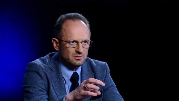 Безсмертний відреагував на своє звільнення з переговорної групи в Мінську