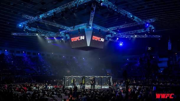 WWFC підписала контракт з Fight Globe на показ своїх боїв