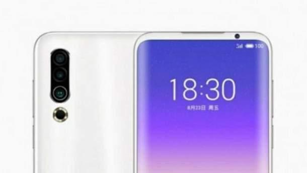 Meizu готує новий смартфон