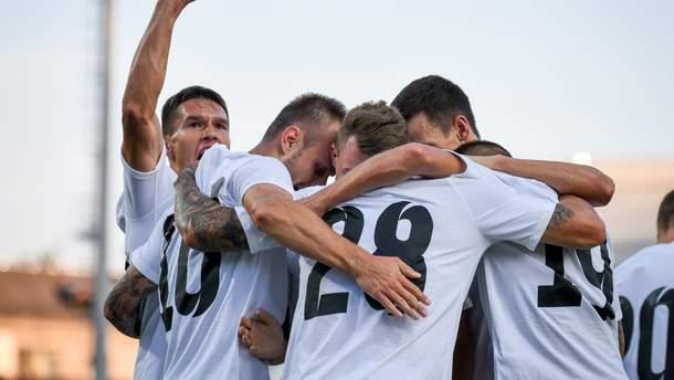 Заря – ЦСКА: обзор и счет матча 15 августа 2019 – Лига Европы
