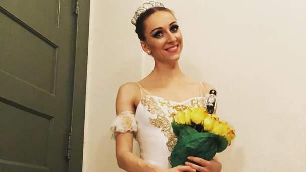 В Харькове простились с балериной Светланой Исаковой