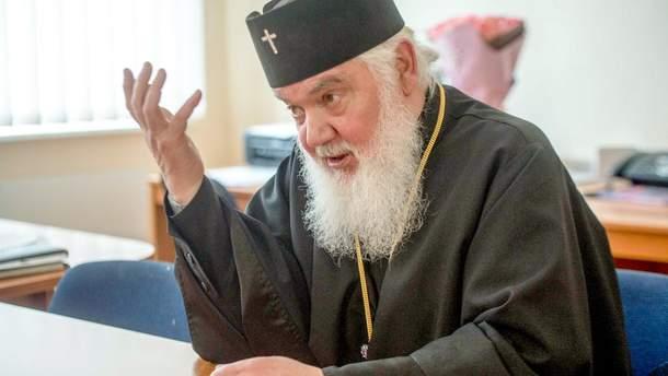 Раніше предстоятель УАПЦ митрополит Макарій