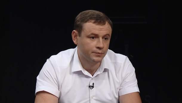 Старший детектив НАБУ Михайло Романюк