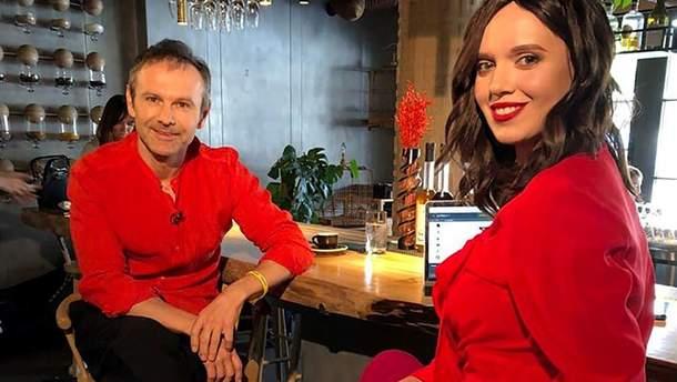 Янина Соколова и Святослова Вакарчук