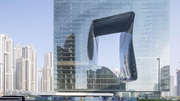 Готель за проектом Захи Хадід відкривають у Дубаї