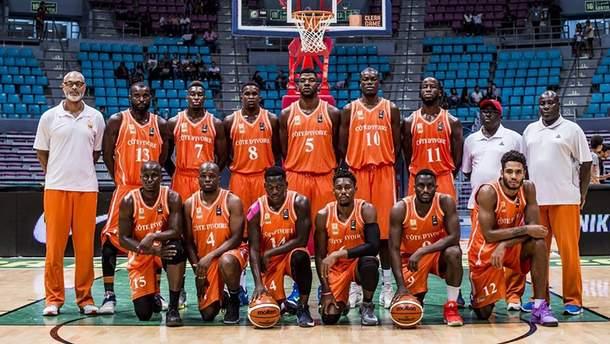 Африканська збірна оголосила страйк перед початком чемпіонату світу з баскетболу