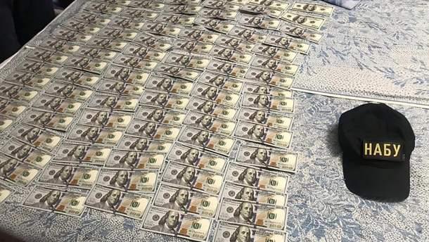 Грымчака задержали за взятку в миллион долларов