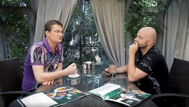 Ігор Кондратюк про Андрія Кузьменка