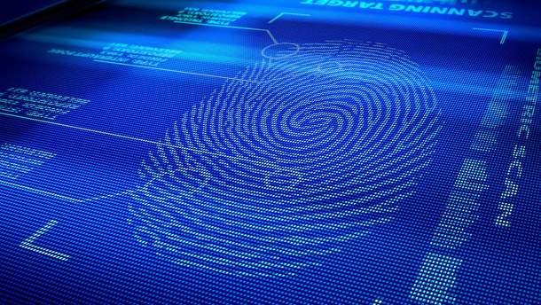 Знайшли незахищену базу даних з мільйоном відбитків пальців