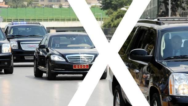 У депутатов хотят забрать служебный транспорт
