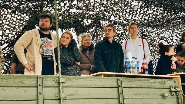 Алан Бадоєв і Олена Коляденко стали режисерами Ходи Гідності