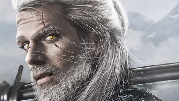 Генри Кавилла добавили в игру The Witcher 3