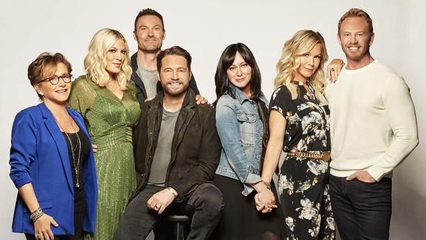 "Зірки серіалу ""Беверлі Хіллз, 90210"""