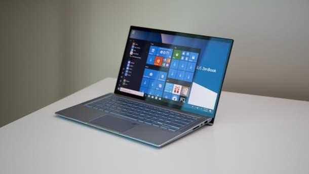 ASUS ZenBook 14: фоито, характеристики