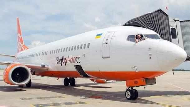 SkyUp открыл новые рейсы в Италию
