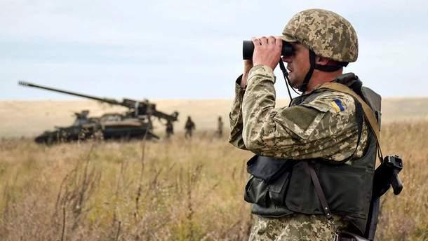 Пророссийские боевики в очередной раз нарушили перемирие и обстреляли силы ВСУ