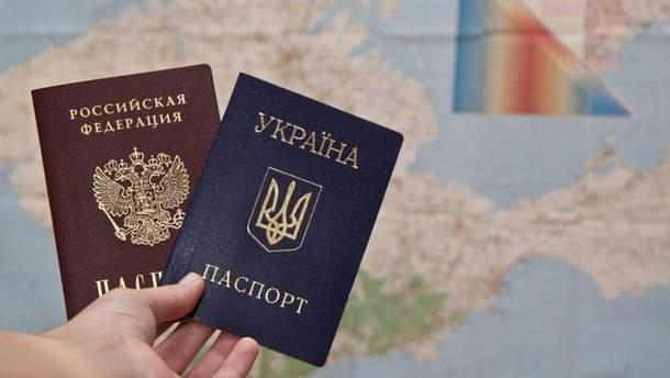 В России заявляют, что их паспорта получили 25 тысяч жителей Донбасса