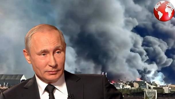 Мадемуазель Радиация не тревожь Путина
