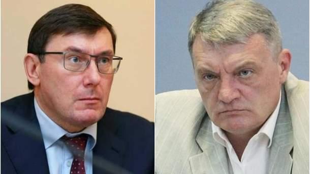 Луценко не знав про спецоперацію затримання Гримчака
