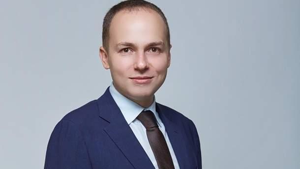 """Іван Гелюх.– гендиректор """"ДТЕК Мережі"""""""