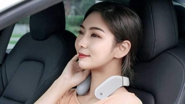 Xiaomi випустила розумний масажер для шиї