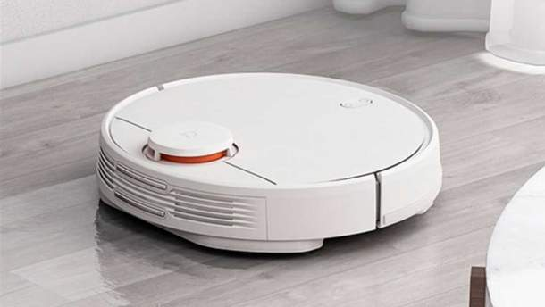 Smart Robot Vacuum Сleaner