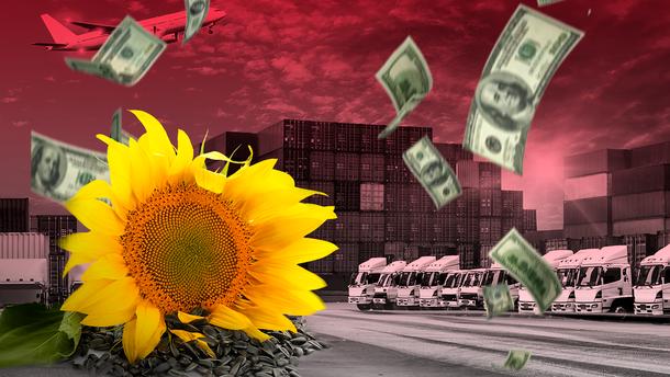 Чем и за сколько Украина кормит мир