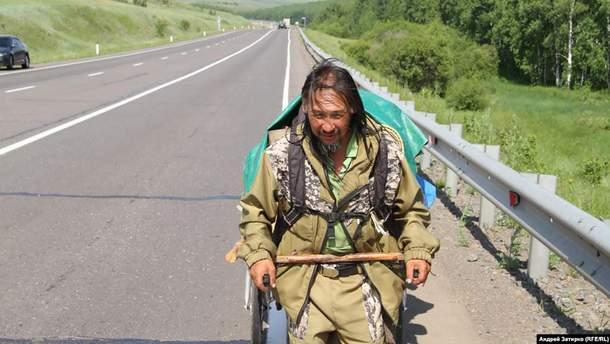 Путь шамана: сможет ли Габышев изгнать Путина?