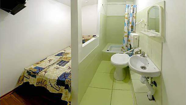 "Кімната у готелі ""Токіо Стар"""