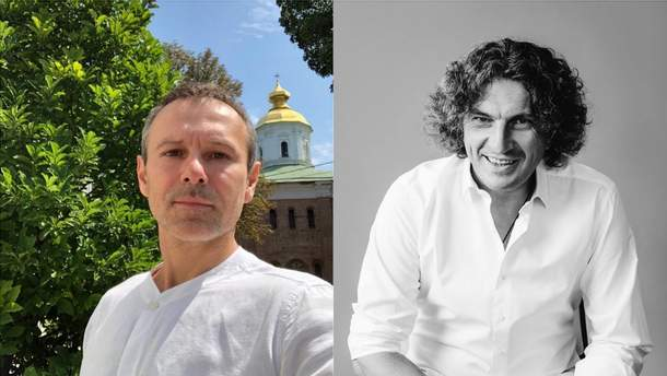 Святослав Вакарчук и Скрябин