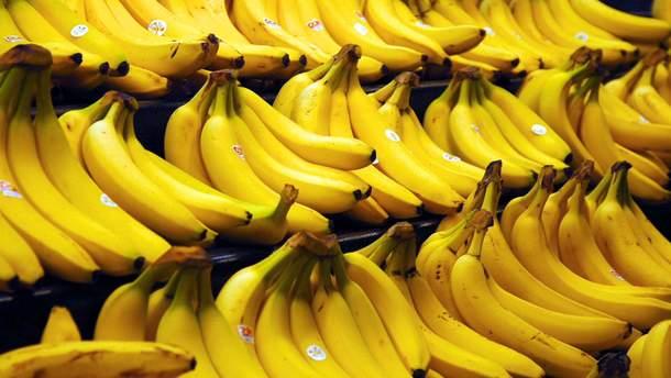 75 кілограмів кокаїну знайшли у бананах
