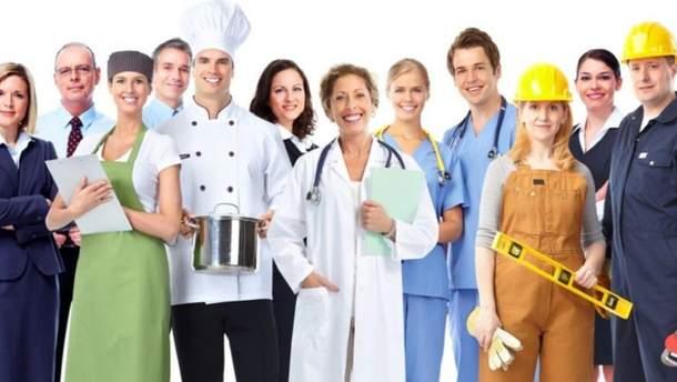 10 профессий с наибольшим спросом в Украине