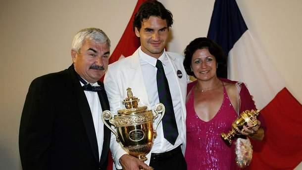 Легендарный Федерер запугивал соперников смс-сообщениями
