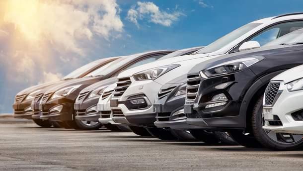 ДФС нарахувала в Україні понад 3 тисячі елітних авто